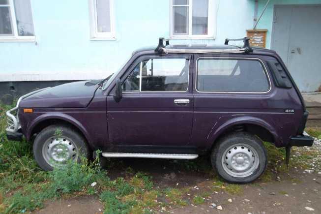 Лада 4x4 2121 Нива, 1998 год, 175 000 руб.