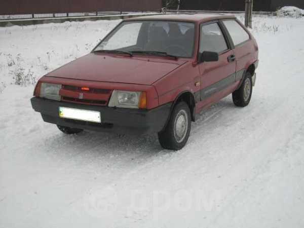 Лада 2108, 1991 год, 45 000 руб.
