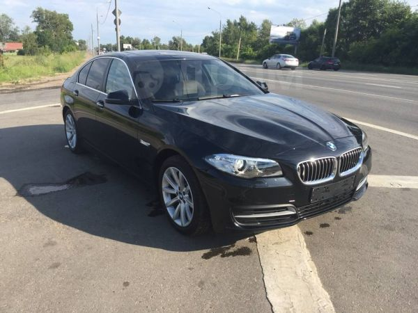 BMW 5-Series, 2014 год, 2 550 000 руб.