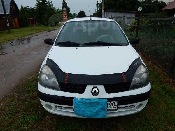 Renault Symbol, 2004 год, 170 000 руб.