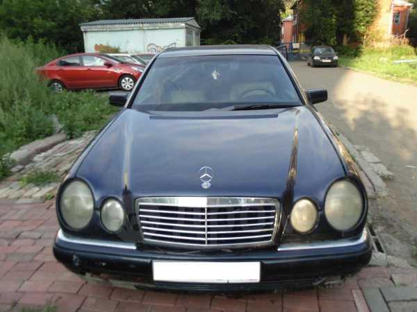 Mercedes-Benz E-Class, 1996 год, 220 000 руб.