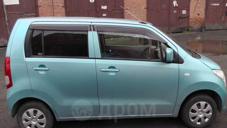 Suzuki Wagon R, 2010 год, 257 000 руб.