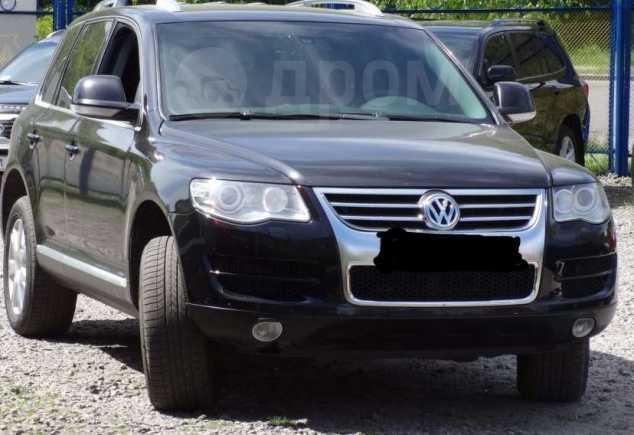 Volkswagen Touareg, 2008 год, 1 240 000 руб.