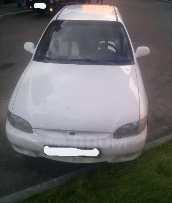 Hyundai Accent, 1997 год, 80 000 руб.