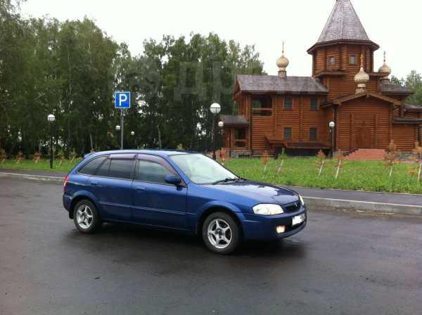 Mazda Familia S-Wagon, 1999 год, 174 000 руб.