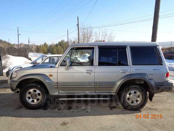 Hyundai Galloper, 2002 год, 450 000 руб.