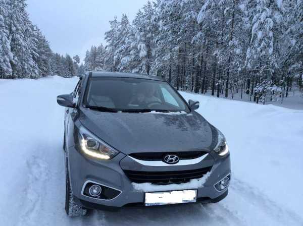 Hyundai ix35, 2014 год, 1 350 000 руб.