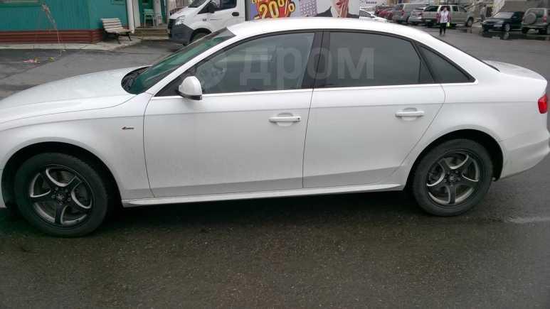 Audi A4, 2013 год, 1 400 000 руб.