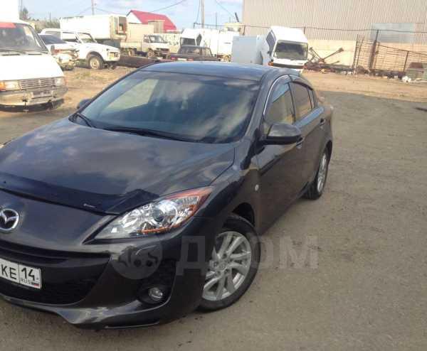Mazda Mazda3, 2012 год, 670 000 руб.
