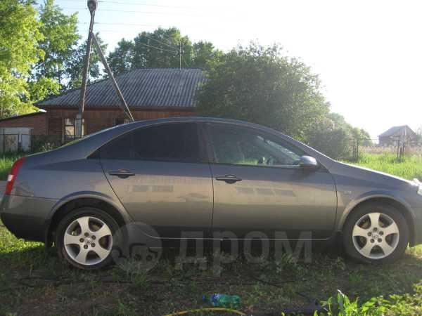 Nissan Primera, 2004 год, 355 000 руб.