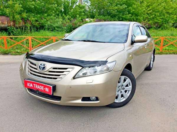 Toyota Camry, 2007 год, 629 000 руб.