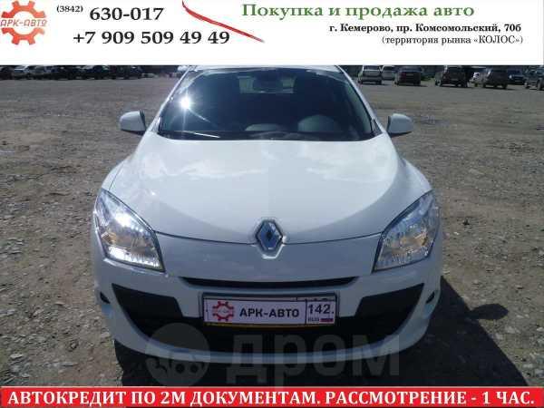 Renault Megane, 2012 год, 499 000 руб.