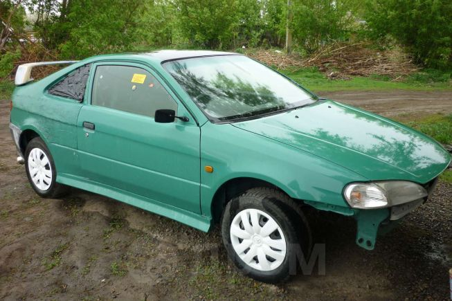 Toyota Cynos, 1997 год, 75 000 руб.