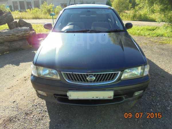 Nissan Sunny, 1999 год, 135 000 руб.