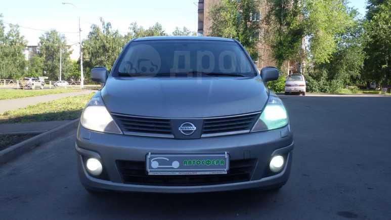 Nissan Tiida, 2007 год, 434 000 руб.