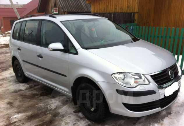 Volkswagen Touran, 2007 год, 450 000 руб.