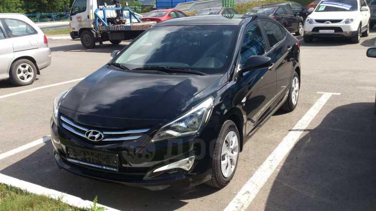 Hyundai Solaris, 2014 год, 540 000 руб.