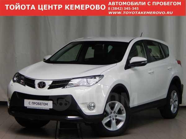 Toyota RAV4, 2013 год, 1 249 000 руб.