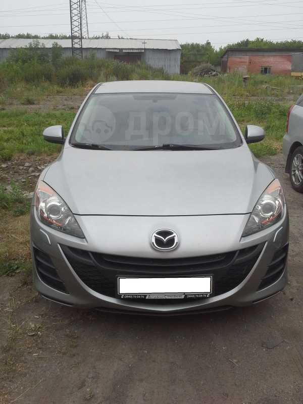 Mazda Mazda3, 2010 год, 470 000 руб.