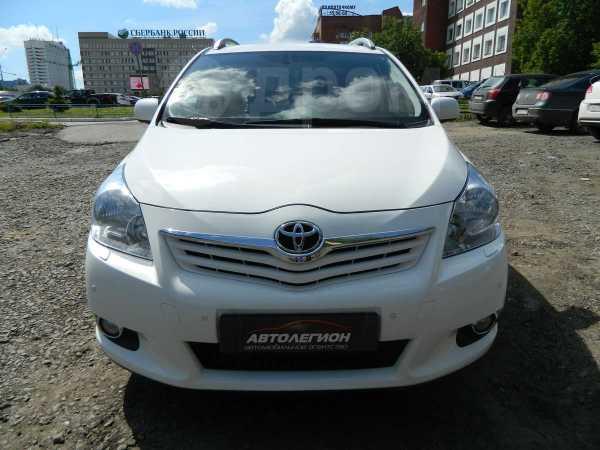 Toyota Verso, 2012 год, 850 000 руб.