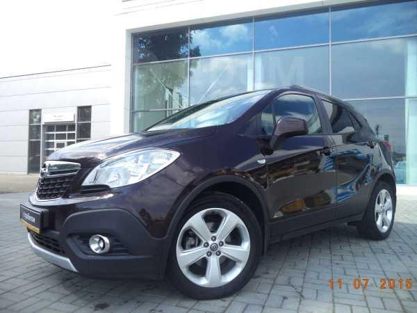 Opel Mokka, 2013 год, 857 000 руб.