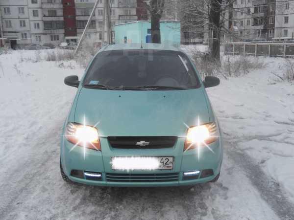 Chevrolet Aveo, 2005 год, 189 000 руб.