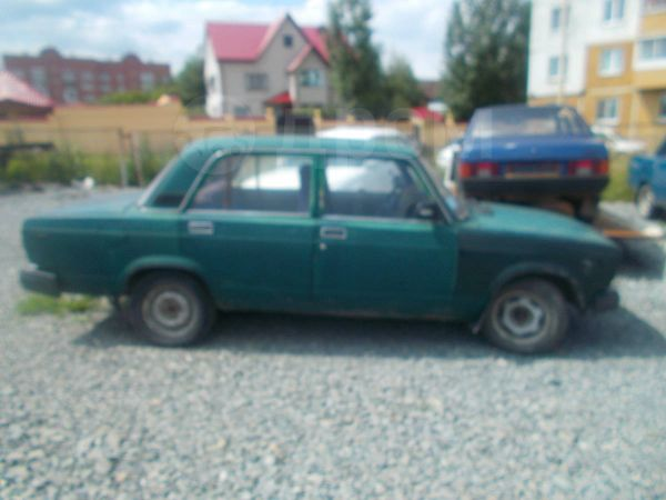 Лада 2107, 1986 год, 9 000 руб.