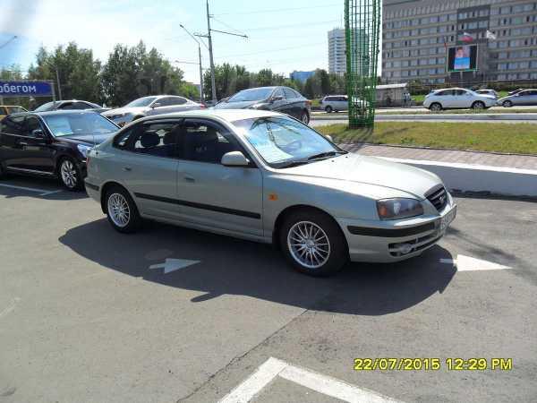 Hyundai Elantra, 2005 год, 209 000 руб.