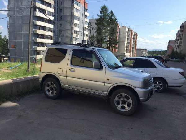 Suzuki Jimny, 2003 год, 320 000 руб.