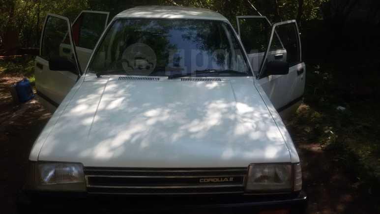Toyota Corolla II, 1985 год, 80 000 руб.