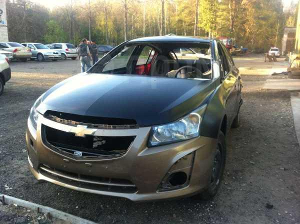 Chevrolet Cruze, 2013 год, 160 000 руб.