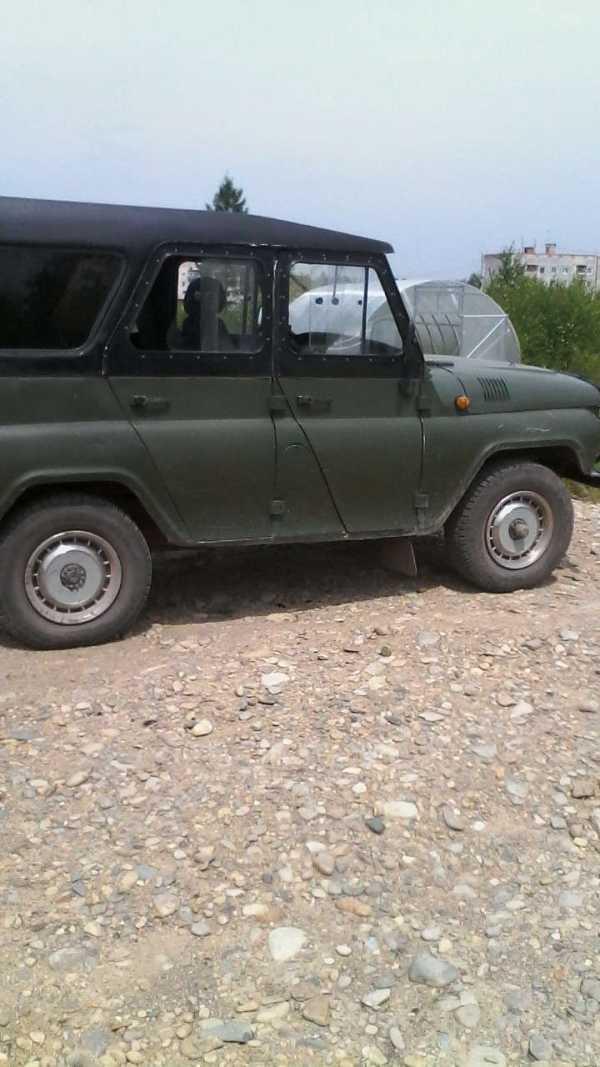 УАЗ 469, 2006 год, 220 000 руб.