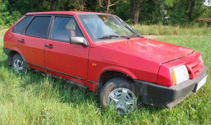 Лада 2109, 1988 год, 60 000 руб.