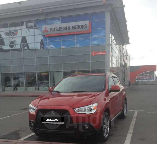 Mitsubishi ASX, 2011 год, 730 000 руб.