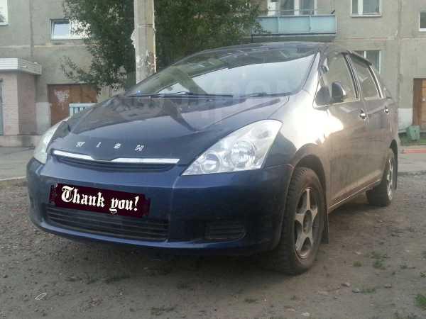 Toyota Wish, 2004 год, 399 999 руб.