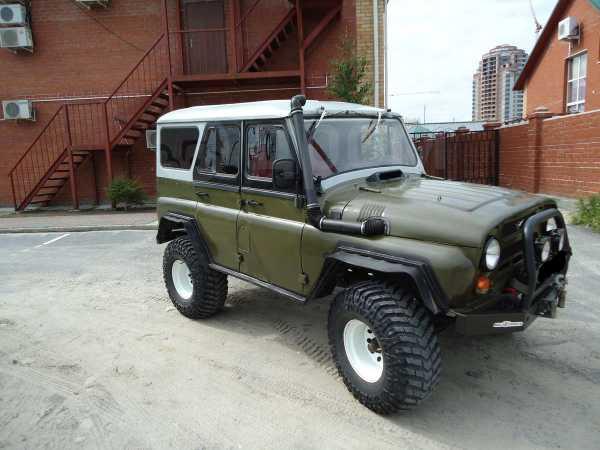 УАЗ 3151, 1995 год, 420 000 руб.