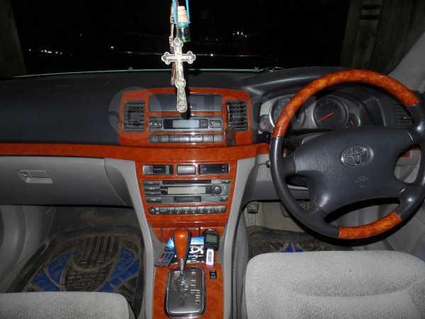 Toyota Mark II, 2002 год, 363 000 руб.