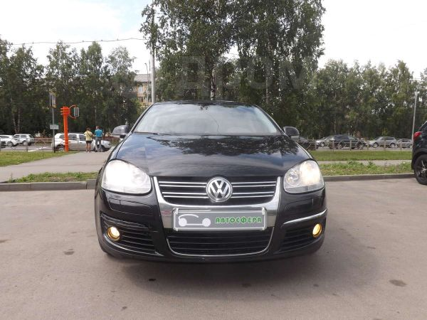 Volkswagen Jetta, 2009 год, 445 000 руб.