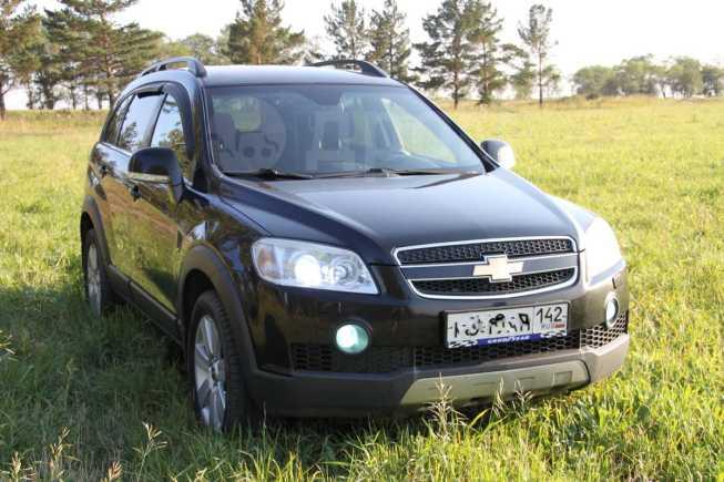 Chevrolet Captiva, 2007 год, 650 000 руб.