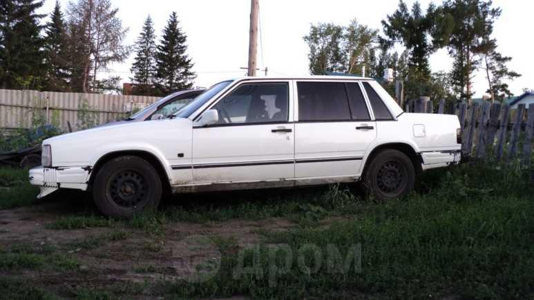 Volvo 740, 1989 год, 60 000 руб.