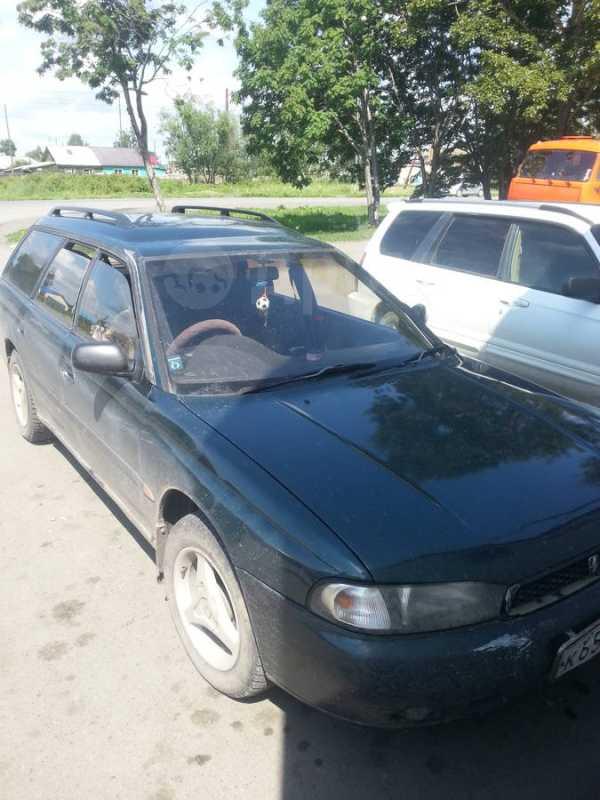 Subaru Legacy, 1994 год, 140 000 руб.