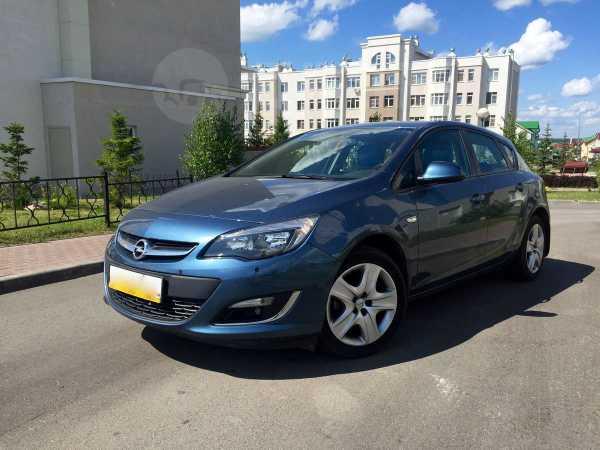 Opel Astra, 2013 год, 640 000 руб.