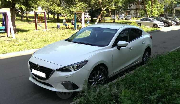 Mazda Mazda3, 2014 год, 905 000 руб.