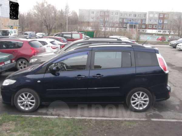 Mazda Mazda5, 2007 год, 500 000 руб.