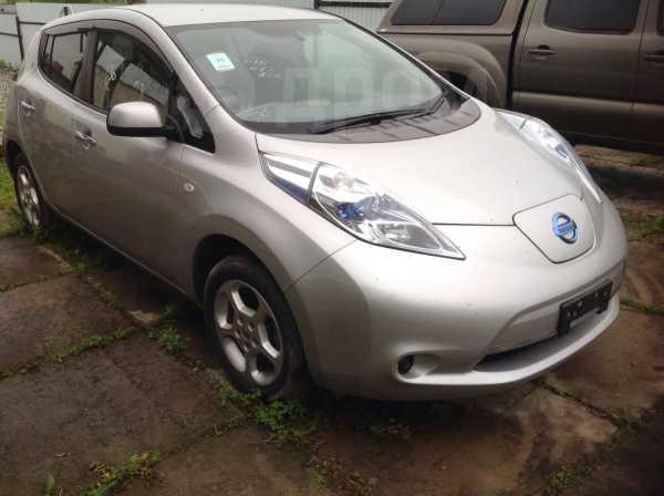 Nissan Leaf, 2011 год, 485 000 руб.