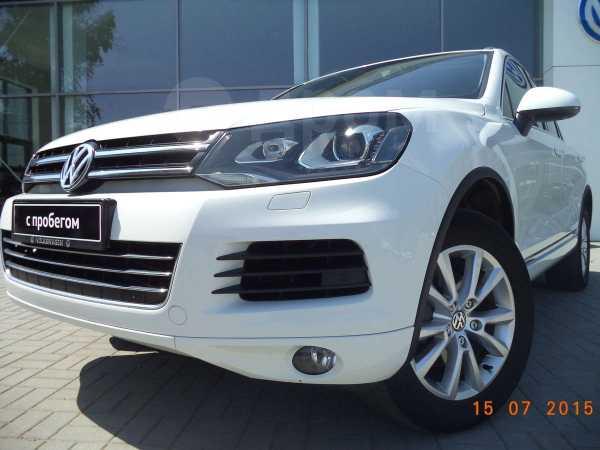 Volkswagen Touareg, 2012 год, 1 790 000 руб.