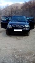 Toyota Harrier, 2000 год, 210 000 руб.