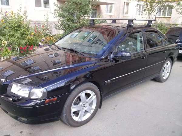 Volvo S80, 2001 год, 240 000 руб.