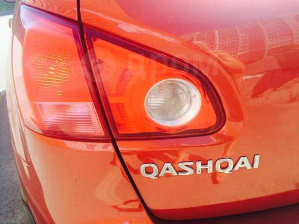 Nissan Qashqai, 2007 год, 519 000 руб.