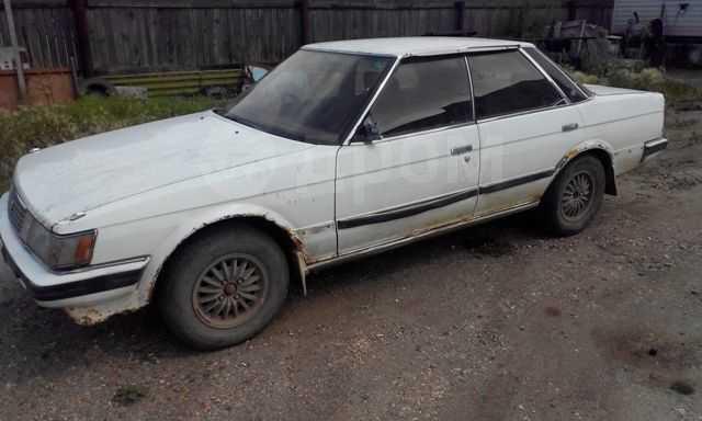 Toyota Mark II, 1985 год, 20 000 руб.